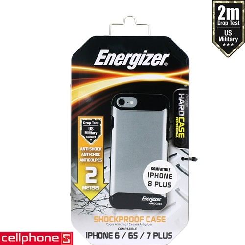 iPhone 7 Plus / 8 Plus Energizer Hard Case Professional ENCOSPIP7PBK | CellphoneS.com.vn-1