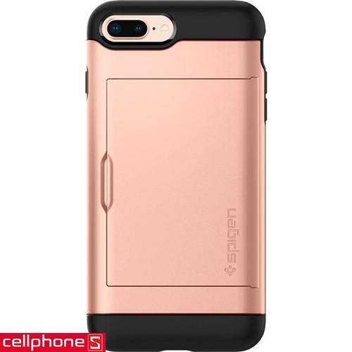 iPhone 8 Plus Spigen Slim Armor CS Case | CellphoneS.com.vn-1