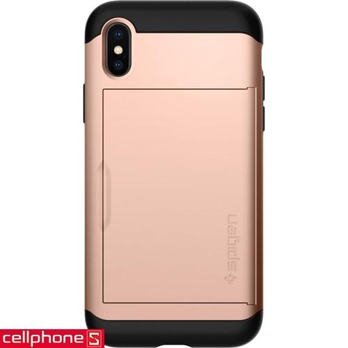 iPhone X Spigen Slim Armor CS Case | CellphoneS.com.vn-1