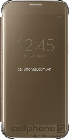 Galaxy S7 Samsung Clear View Cover | CellphoneS.com.vn-1