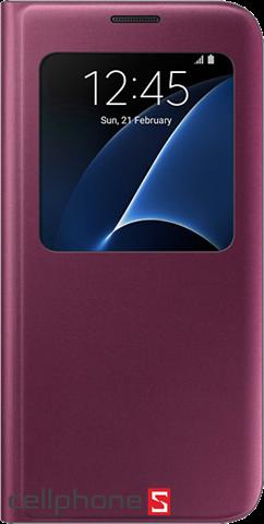Galaxy S7 edge Samsung S-View Cover | CellphoneS.com.vn-1