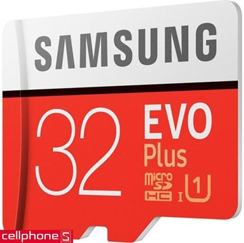 Samsung MicroSDHC EVO Plus 32 GB | CellphoneS.com.vn-2