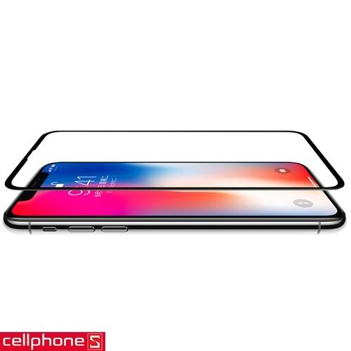 iPhone X Nillkin 3D CP+MAX   CellphoneS.com.vn-2