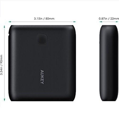 AUKEY PB-N42 Pocket 10000 mAh | CellphoneS.com.vn-1