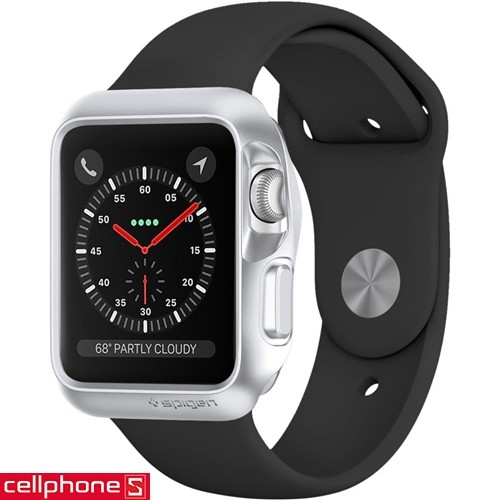 Apple Watch Series 3/2/1 (38 mm) Spigen Slim Armor Case | CellphoneS.com.vn-2