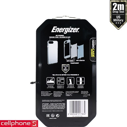 iPhone 7 Plus / 8 Plus Energizer Hard Case Professional ENCOSPIP7PBK | CellphoneS.com.vn-2