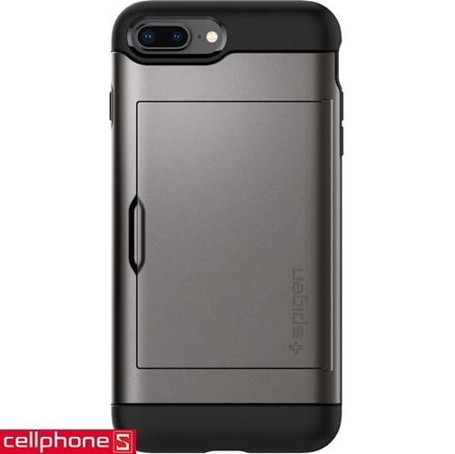 iPhone 8 Plus Spigen Slim Armor CS Case | CellphoneS.com.vn-2