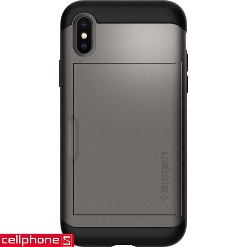iPhone X Spigen Slim Armor CS Case | CellphoneS.com.vn-2