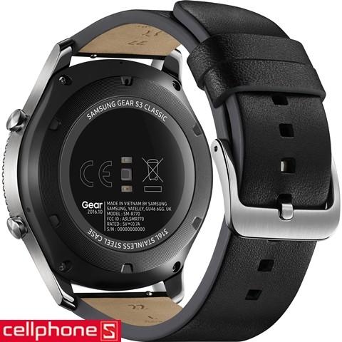 Samsung Gear S3 Classic R770 Công ty | CellphoneS.com.vn-2