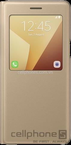 Bao da cho Galaxy Note 7 - Samsung S-View Flip Cover - CellphoneS-2