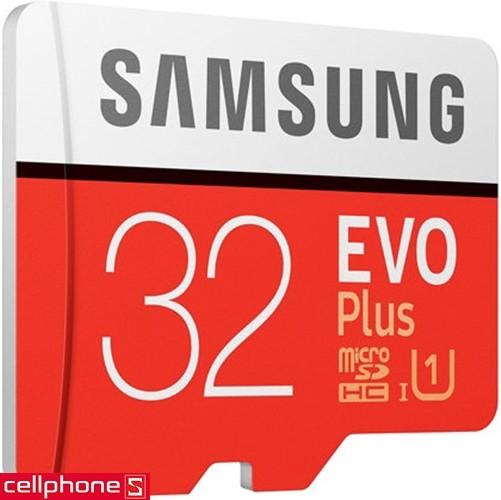 Samsung MicroSDHC EVO Plus 32 GB | CellphoneS.com.vn-3