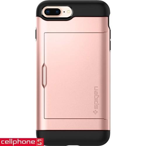 iPhone 8 Plus Spigen Slim Armor CS Case | CellphoneS.com.vn-3