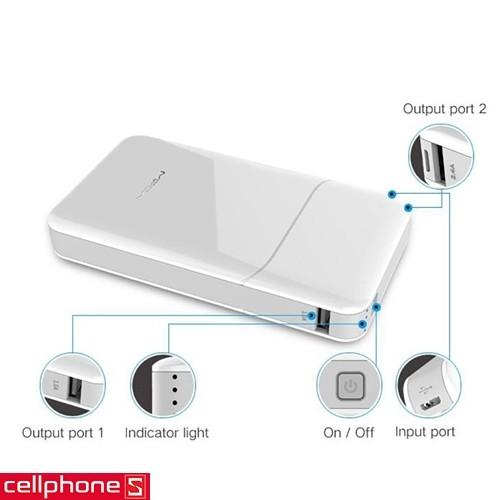 MIPOW Power Cube 20000 SPT07   CellphoneS.com.vn-3