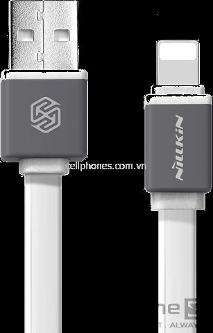 Cáp Nillkin Mini Cable Lightning Port - CellphoneS-4
