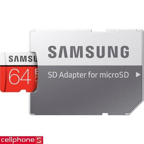 Samsung MicroSDXC EVO Plus 64 GB | CellphoneS.com.vn-4
