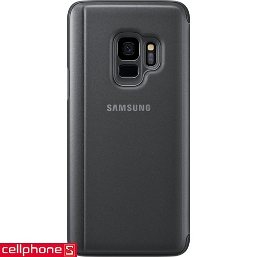 Galaxy S9 Samsung Clear View Standing Cover EF-ZG960 | CellphoneS.com.vn-4