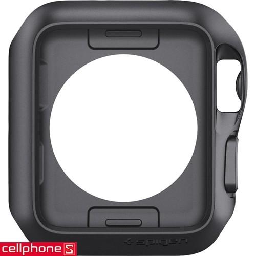 Apple Watch Series 3/2/1 (42 mm) Spigen Slim Armor Case | CellphoneS.com.vn-4