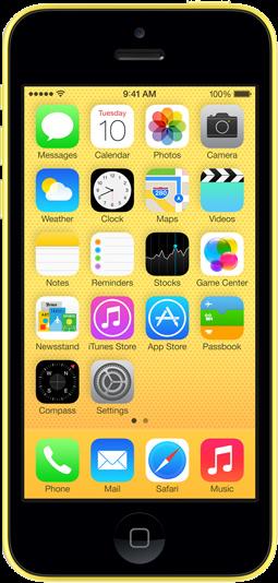 Apple iPhone 5C 16 GB cũ | CellphoneS.com.vn-4