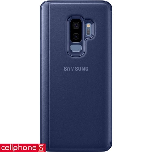 Galaxy S9+ Samsung Clear View Standing Cover EF-ZG965 | CellphoneS.com.vn-5
