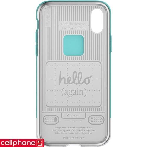 iPhone X Spigen Classic C1 Case | CellphoneS.com.vn-5