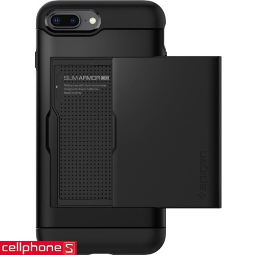 iPhone 8 Plus Spigen Slim Armor CS Case | CellphoneS.com.vn-5