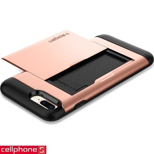 iPhone 8 Plus Spigen Slim Armor CS Case | CellphoneS.com.vn-6