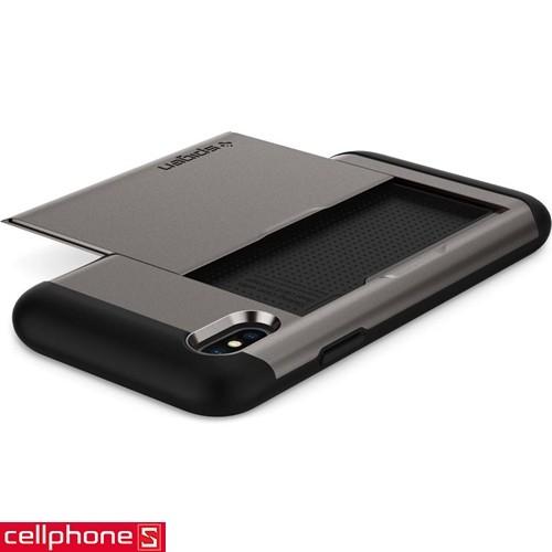 iPhone X Spigen Slim Armor CS Case | CellphoneS.com.vn-6