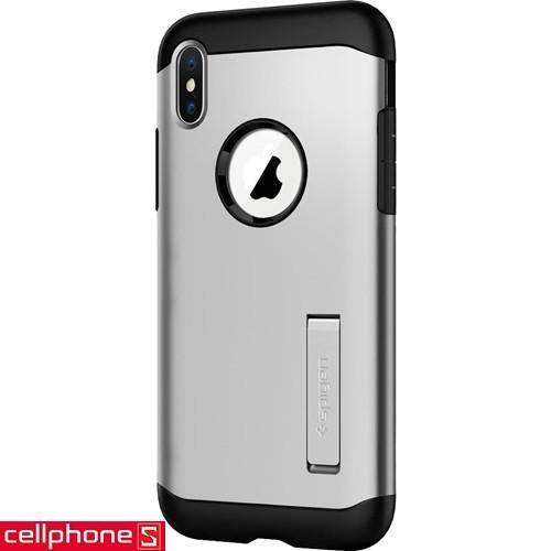 iPhone X Spigen Slim Armor Case   CellphoneS.com.vn-6