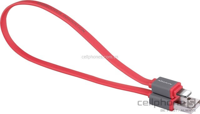 Cáp Nillkin Mini Cable Lightning Port - CellphoneS-8