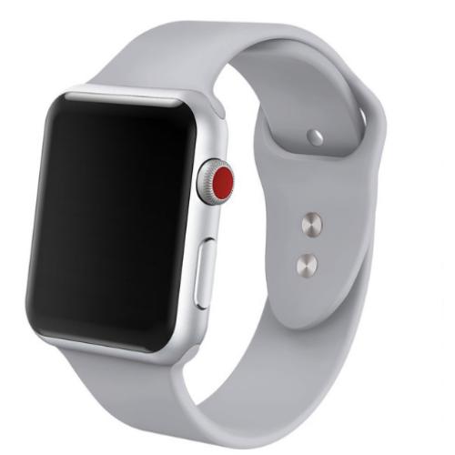 Dây cao su cao cấp cho Apple Watch 42mm-1