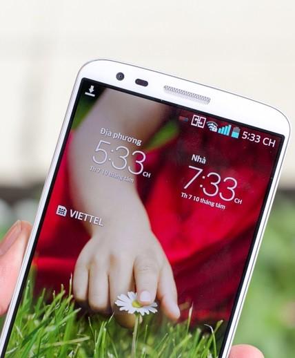 Thay camera trước LG G2 - CellphoneS-0