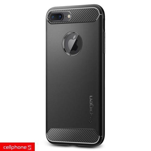 Ốp lưng iPhone 7/8 Plus Spigen Rugged Armor giá rẻ | CellphoneS.com.vn-2