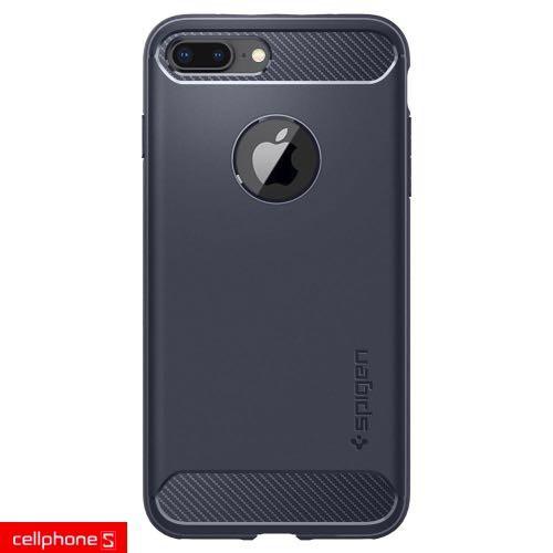 Ốp lưng iPhone 7/8 Plus Spigen Rugged Armor giá rẻ | CellphoneS.com.vn-1