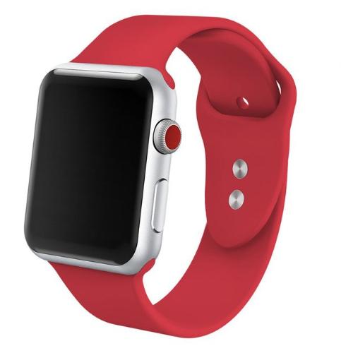 Dây cao su cao cấp cho Apple Watch 38mm-2