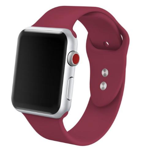Dây cao su cao cấp cho Apple Watch 42mm-3