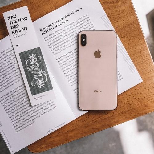 Apple iPhone XS Max 256GB 2 SIM trả góp %, giá rẻ | CellphoneS.com.vn-0