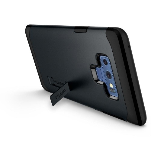 Ốp lưng cho Galaxy Note 9 - Spigen Case Slim Armor-11