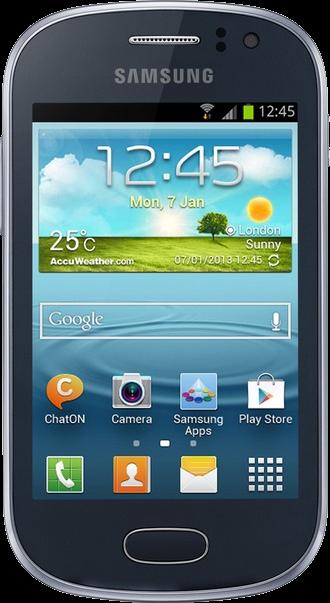 Samsung Galaxy Fame S6810 Chính hãng   CellphoneS.com.vn-1