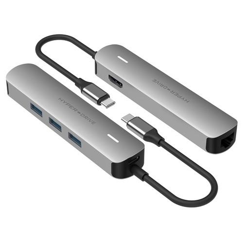 HyperDrive 4K HDMI 6-in-1 USB-C Hub | CellphoneS.com.vn-4