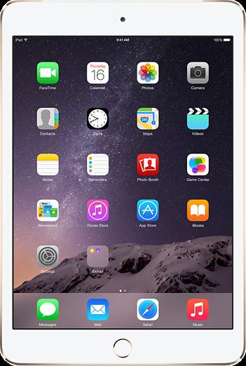 Apple iPad mini 3 4G 64 GB cũ | CellphoneS.com.vn-2