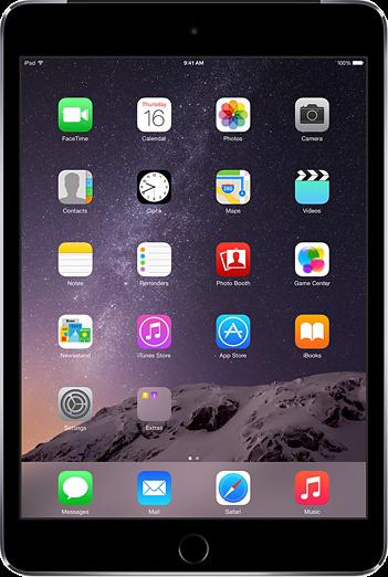 Apple iPad mini 3 4G 64 GB cũ   CellphoneS.com.vn-1