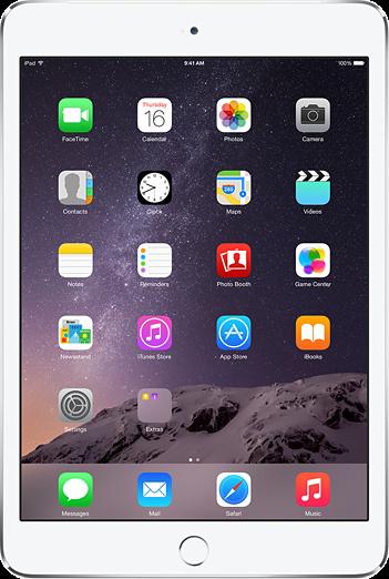 Apple iPad mini 3 4G 64 GB cũ | CellphoneS.com.vn-0