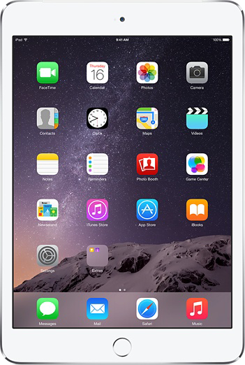 Apple iPad mini 3 4G 128 GB | CellphoneS.com.vn-2