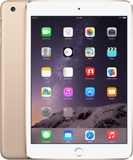 Apple iPad mini 3 4G 16 GB | CellphoneS.com.vn-3