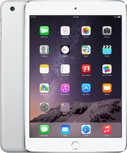 Apple iPad mini 3 4G 64 GB cũ | CellphoneS.com.vn-3