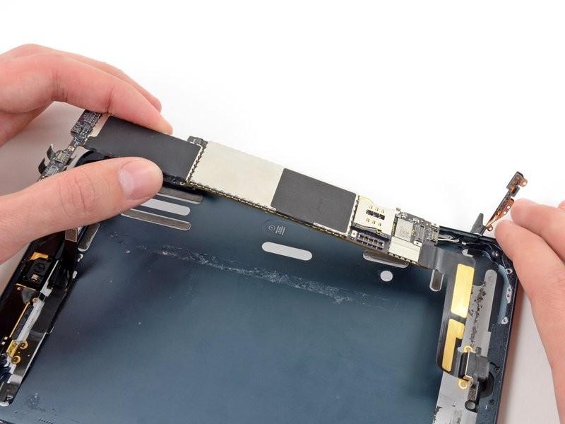 Sửa lỗi nút home bị liệt - Thay ic home iPad Mini - CellphoneS-0