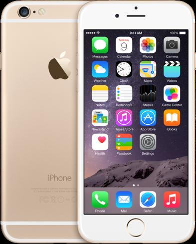 Apple iPhone 6 16 GB Công ty   CellphoneS.com.vn-3