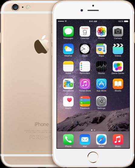 Apple iPhone 6 Plus 128 GB Công ty OPPO Joy 3 Công ty | CellphoneS.com.vn-3