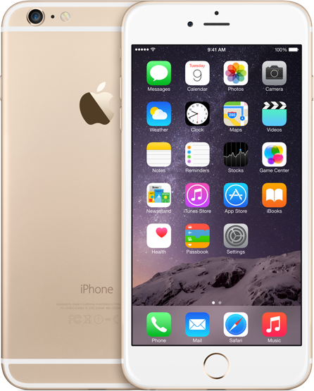 Apple iPhone 6 Plus 16 GB Công ty | CellphoneS.com.vn-3