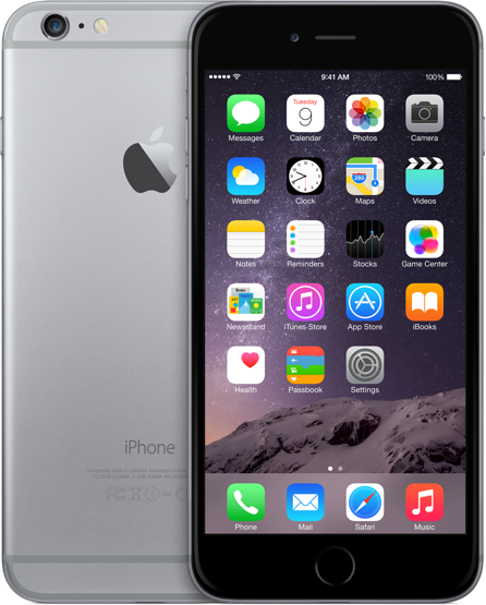Apple iPhone 6 Plus 16 GB Công ty | CellphoneS.com.vn-4